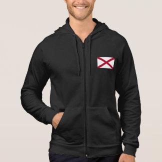 Alabama-Staats-Flagge Hoodie