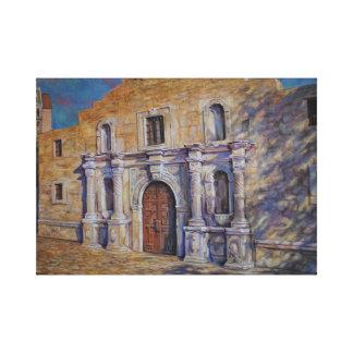 Alamo Leinwanddruck
