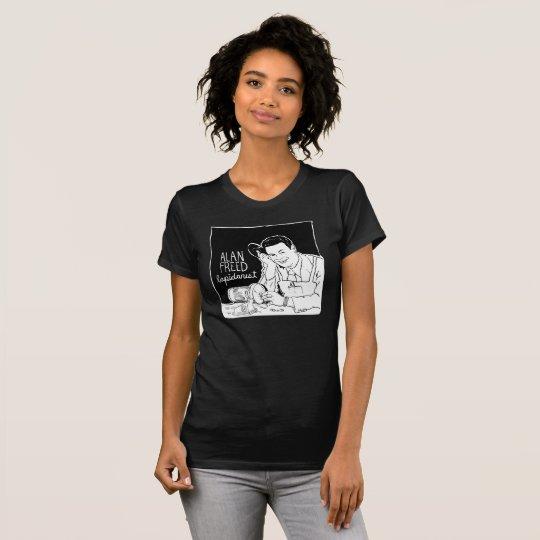 Alan Freed, Lapidarist T-Shirt