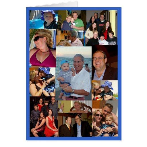 Alans Vatertagskarte Grußkarten