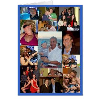 Alans Vatertagskarte Grußkarte