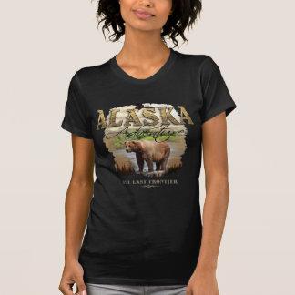 Alaska-Abenteuer mit Bear.png T-Shirt