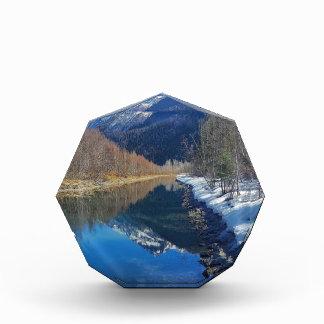 Alaska Acryl Auszeichnung