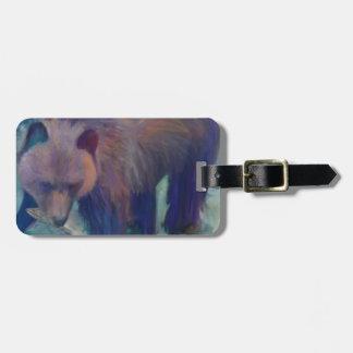 Alaska-Bär Kofferanhänger