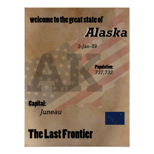Alaska der letzte Grenzklassiker Poster