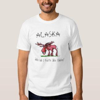Alaska-Elch-T-Shirt Shirt