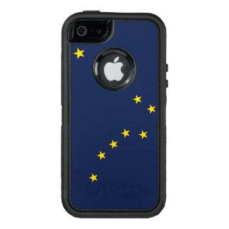 Alaska-Flagge Otterbox Verteidiger Iphone SE/5/5s OtterBox iPhone 5/5s/SE Hülle