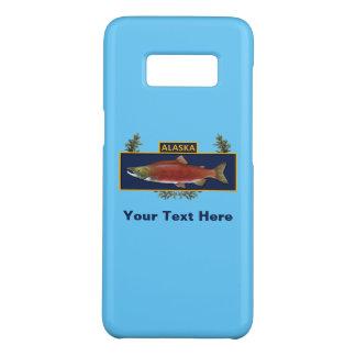 Alaska-Kampf-Fischer-Abzeichen Case-Mate Samsung Galaxy S8 Hülle