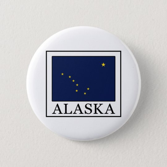 Alaska Runder Button 5,1 Cm