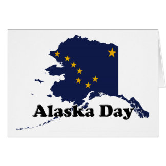 Alaska-Tag Karte