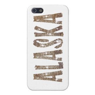 Alaskakaffee und -sterne schutzhülle fürs iPhone 5