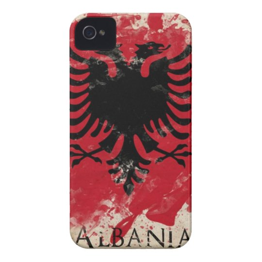Albania iPhone 4 Cover