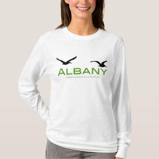 Albanien, jetzt mit Pelikanen T-Shirt