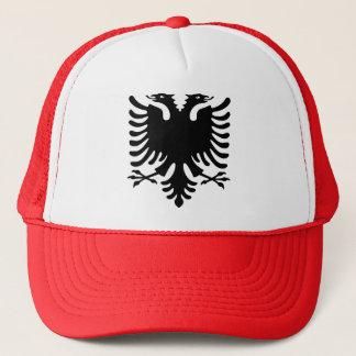 Albanischer Adlerhut Truckerkappe