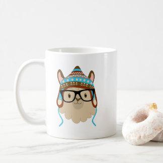 Albern retten Sie das Drama für die Lama-Tasse Kaffeetasse