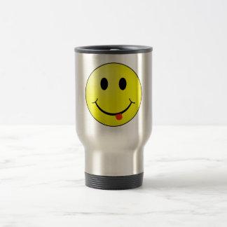 Alberner Smiley Reisebecher