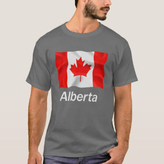 Alberta - grundlegender dunkler T - Shirt