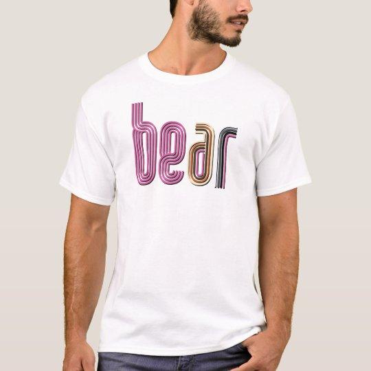 album 70´s bear T-Shirt