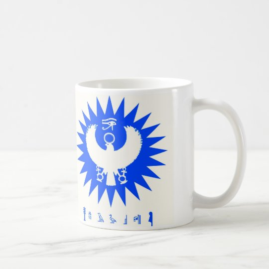 Alchemist-Wappen Kaffeetasse