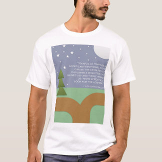 Alcotts Ermutigung u. Lernen T-Shirt
