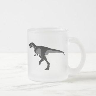 Alectrosaurus-Dinosaurier Mattglastasse