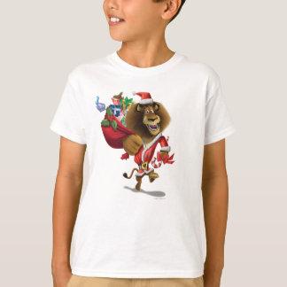 Alex Feiertags-Geschenke T-Shirt
