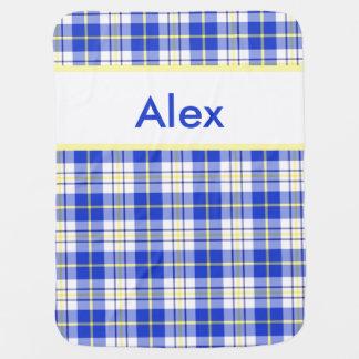 Alex personalisierte Decke