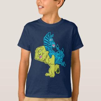 Alex- und Martyfreunde T-Shirt