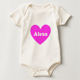 Alexa Baby Strampler