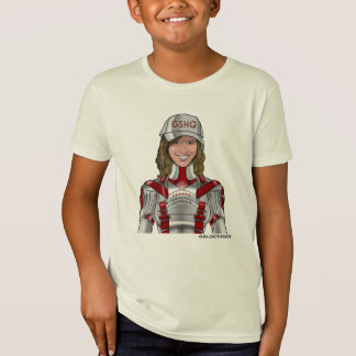 Alexa Hirsch/battlesuit T-Shirt