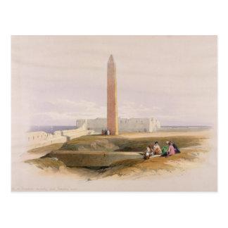 Alexandria, allgemein genannt Kleopatra Postkarte