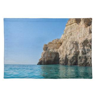 Algarve-Küsten-Tischset Tischset