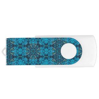 Alhambra blaues USB 64 GBs Blitz-Antrieb USB Stick