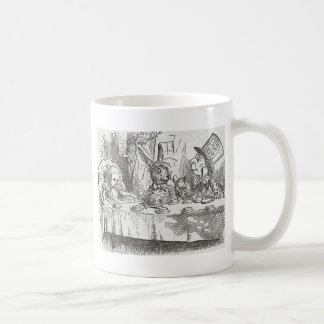 Alice am Tee-Party Kaffeetasse
