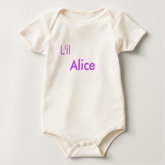 Alice Baby Strampler