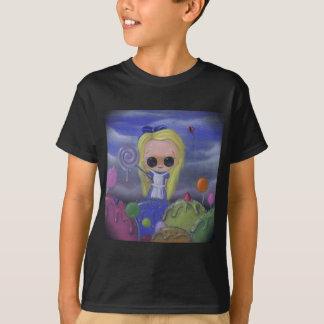 Alice im candyland Jugend-Shirt T-Shirt