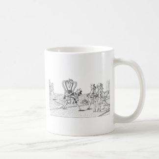 Alice im Wunderland durch Lewis Carroll Kaffeetasse