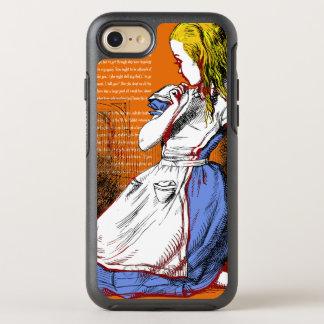 +{Alice im Wunderland}+{Große Alice}+ OtterBox Symmetry iPhone 8/7 Hülle