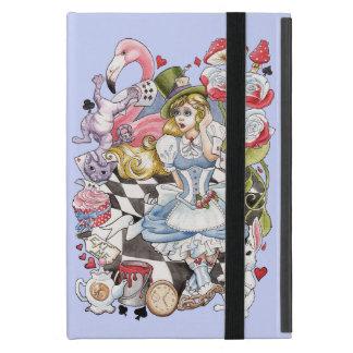 Alice im Wunderland Hülle Fürs iPad Mini