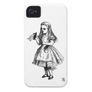Alice im Wunderland iPhone 4 Hüllen