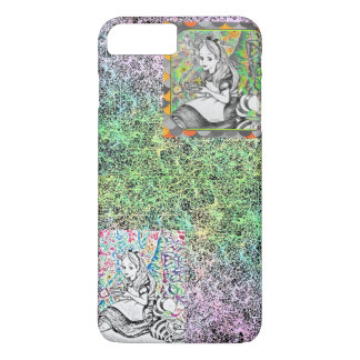 Alice im Wunderland iPhone 8 Plus/7 Plus Hülle