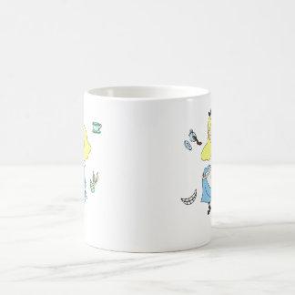 Alice im Wunderland Kaffeetasse