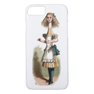 Alice im Wunderland neugierigerer iPhone 6 Fall iPhone 7 Hülle