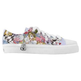 Alice im Wunderland Niedrig-geschnittene Sneaker