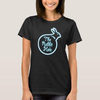 Alice im Wunderland-T - Shirt 'das Kaninchen Hole