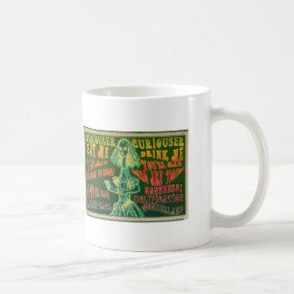 Alice im Wunderland-Tasse Kaffeetasse