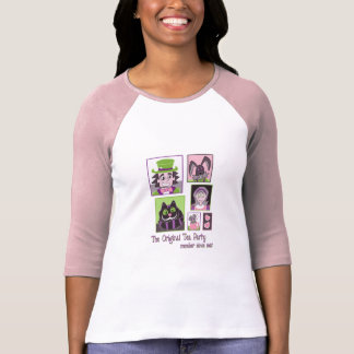 Alice im Wunderland-Tee-Party T-Shirt