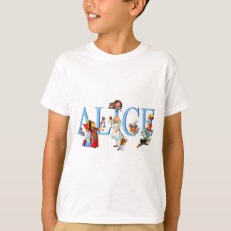 ALICE IM WUNDERLAND U. FREUNDE T-Shirt
