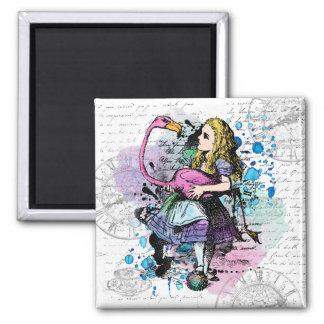Alice-Magnet Quadratischer Magnet