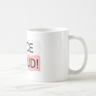 Alice stolz kaffeetasse